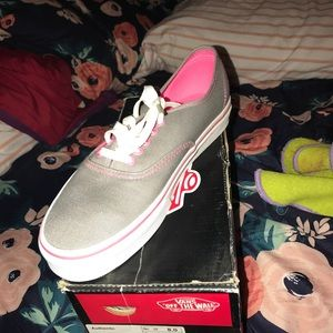 Vans 9.5 women size men 8.0